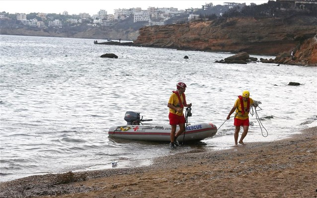 Συνεχίζονται οι θαλάσσιες έρευνες σε Ραφήνα και Εύβοια