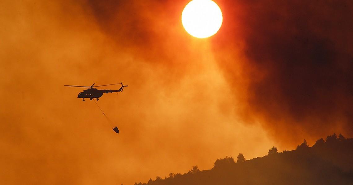 Δωρέα 25 εκατ. ευρώ από το Ίδρυμα Σταύρος Νιάρχος στην Πυροσβεστική