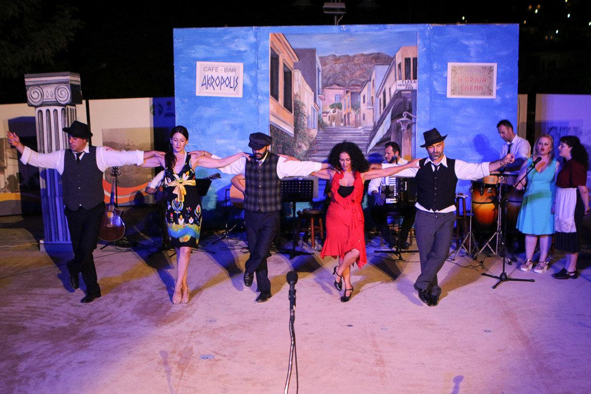 Σε Σκλήθρο και Βελίκα η παράσταση «Της Γερακίνας Γιοι»