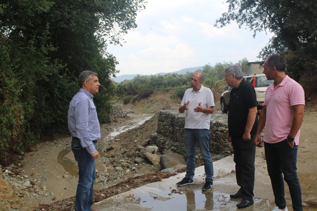 Έργα 650 χιλιάδων ευρώ στη Τσαριτσάνη