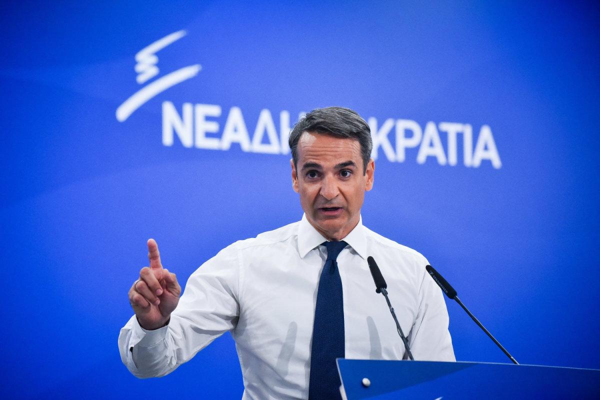 Μητσοτάκης: Πανηγυρίζουμε για το «Βόρεια Μακεδονία» που ήθελαν οι γείτονες