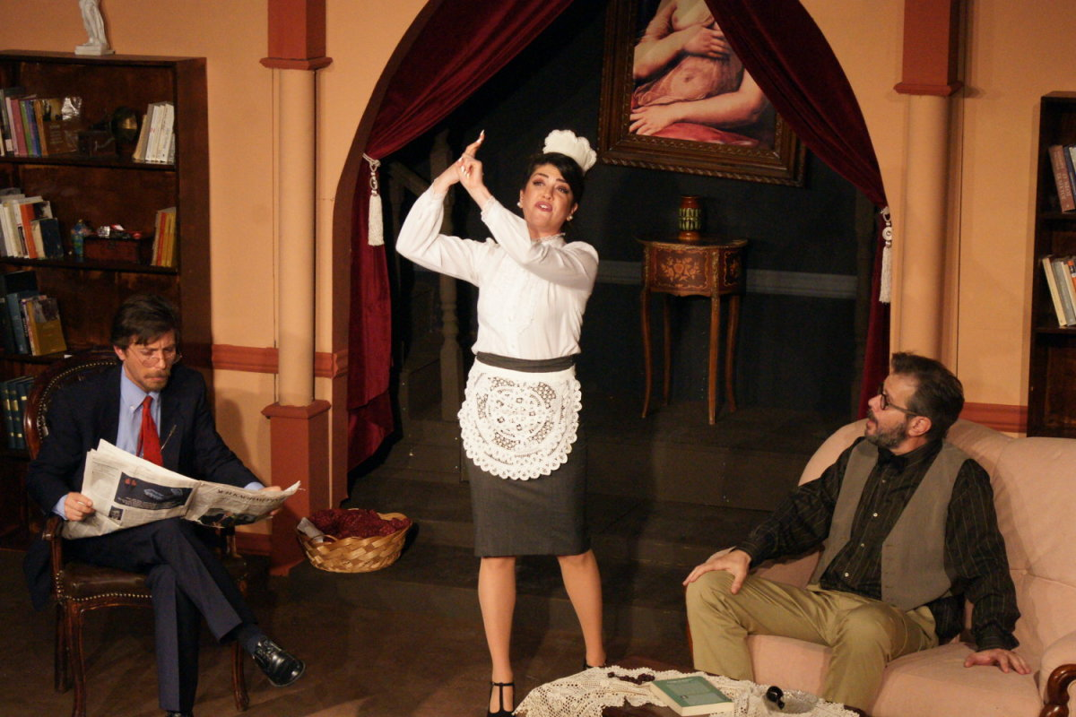 Παραστάσεις από το Θέατρο Τεχνών