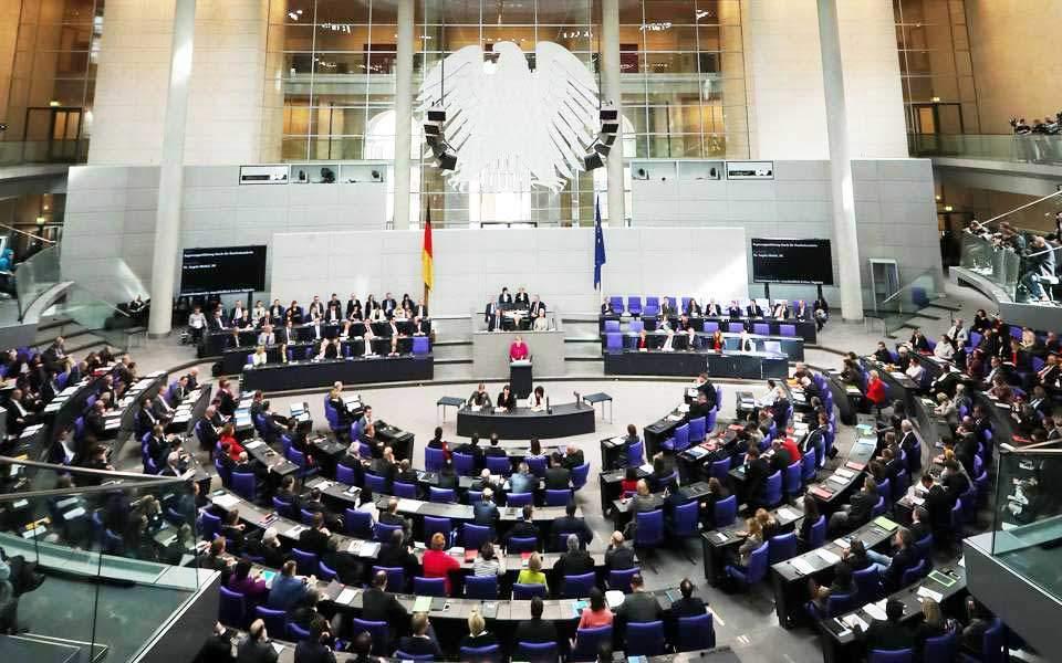 «Πράσινο» από τη Bundestag για την τελευταία δόση προς την Ελλάδα