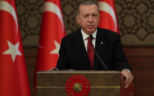 Ερντογάν: «Ναι» στη θανατική ποινή αν την ψηφίσει το κοινοβούλιο