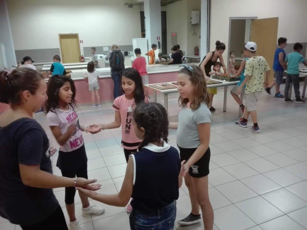 Εκδήλωση για την λήξη δυο περιόδων της «Κατασκήνωσης στην Πόλη»