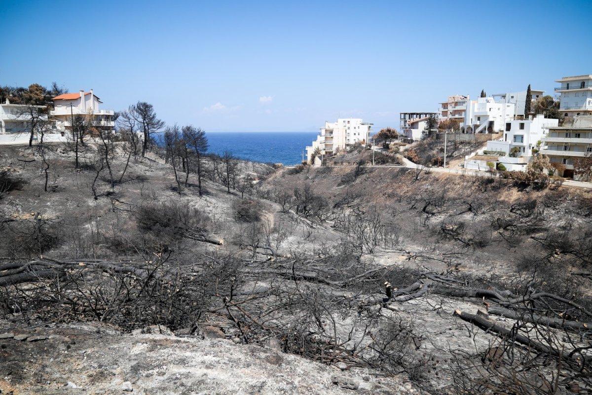 Στους 97 οι νεκροί από την πυρκαγιά στην Αν. Αττική