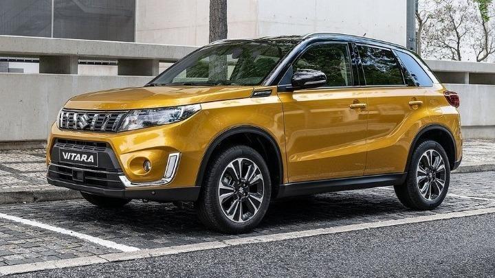 Το νέο Suzuki Vitara