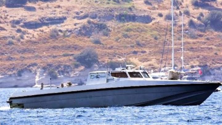 Το πρώτο «αόρατο» σκάφος «έριξαν» οι Τούρκοι στο Αιγαίο