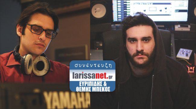 Ευριπίδης, Θέμης & Θωμάς Μπέκος: Καινοτομία στην ελληνική μουσική