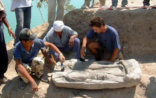 Ελληνικά αγάλματα 2000 ετών ανακαλύφθηκαν στην Τουρκία