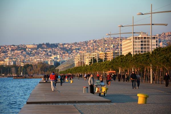 Θεσσαλονίκη: Πέταξαν στη θάλασσα ποδήλατο της καμπάνιας για την ανακύκλωση