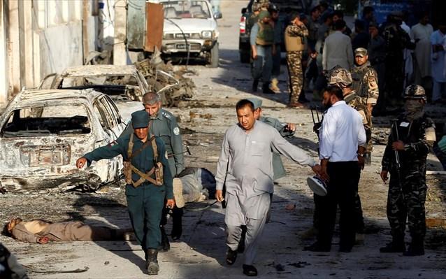 Αφγανιστάν: 39 νεκροί σε βομβιστική επίθεση εναντίον σιιτικού τεμένους
