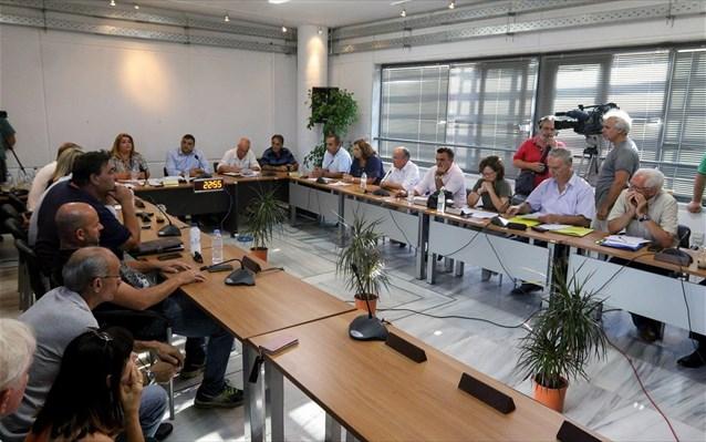 Παραίτηση Ψινάκη ζητεί το δημοτικό συμβούλιο Μαραθώνα – Ψινάκης: Δεν φεύγω