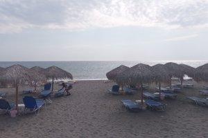 Πρωινά κλικς από τις παραλίες του Δ. Αγιάς