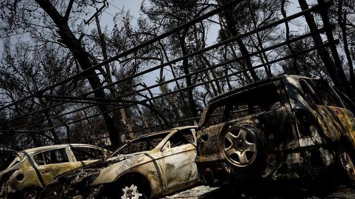 Στη δημοσιότητα τα ονόματα των 92 νεκρών από την πυρκαγιά στην Αν. Αττική