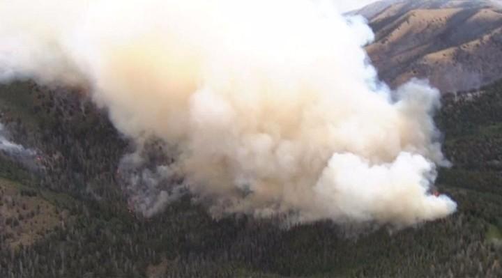 Πυροσβεστική: Η φωτιά στη Σάλακο δεν ήταν αθώα