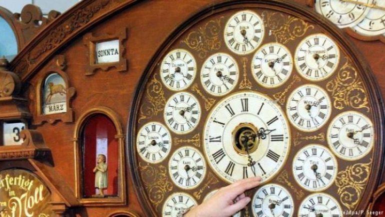 ΕΕ: Αποφασίστε ποια ώρα θα κρατήσετε…