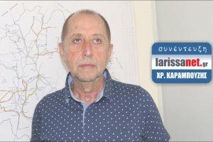 Χρήστος Καραμπούζης: «Σχέδια εκκένωσης σε κάθε Δήμο»