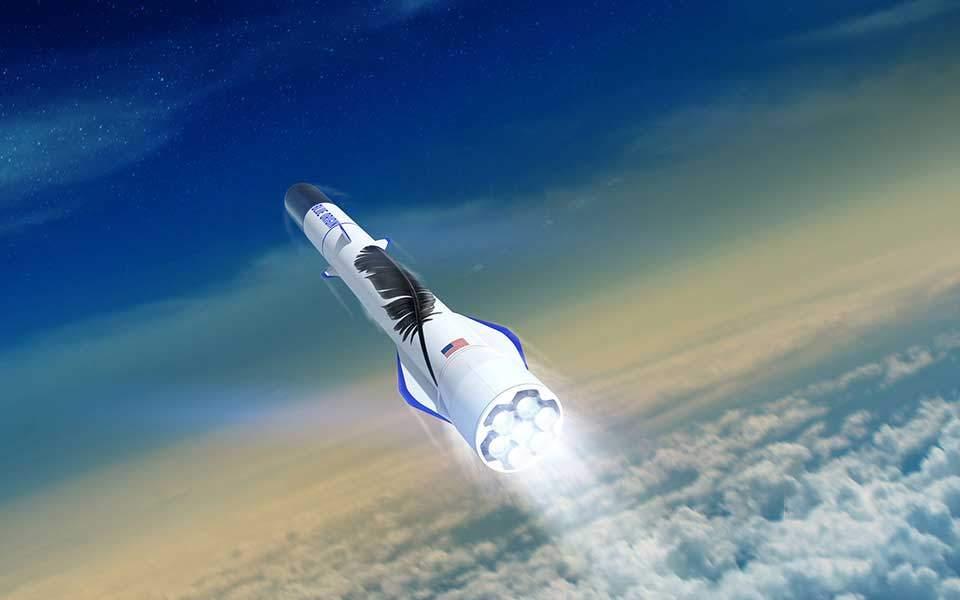 Η κατάκτηση του Διαστήματος νέος στόχος για τον Έλληνα Τζεφ Μπέζος