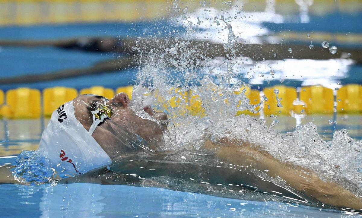 Χάλκινος ο Χρήστου στο Πανευρωπαϊκό πρωτάθλημα κολύμβησης