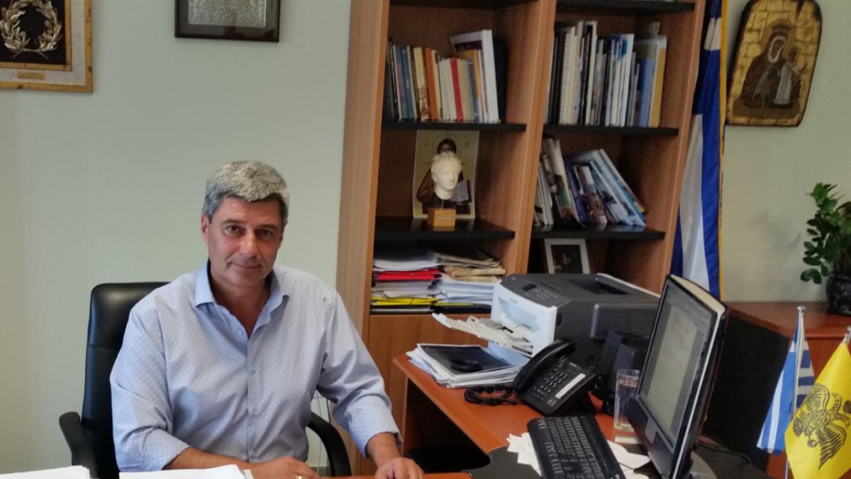 Παπαδημόπουλος ενόψει επίσκεψης Γαβρόγλου