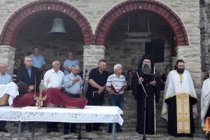 Μάξιμος: Τα μοναστήρια κομμάτι της εθνικής μας ταυτότητας!