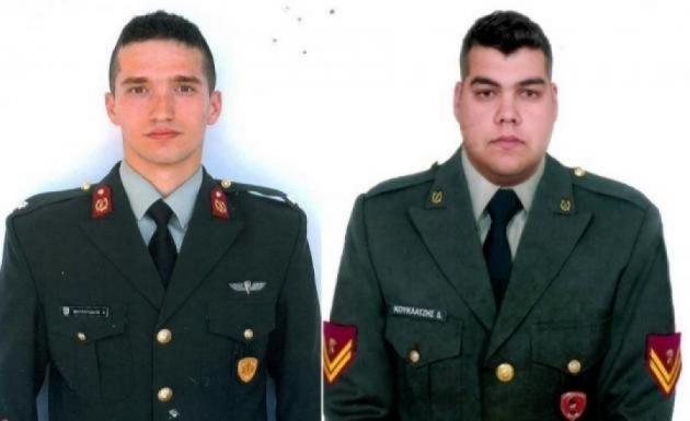 Αυτό είναι το πόρισμα της ΕΔΕ για τους Έλληνες στρατιωτικούς