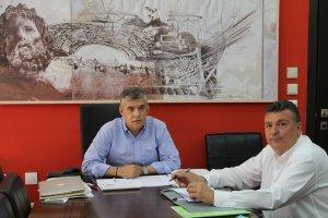Βελτιώνονται αθλητικές εγκαταστάσεις στην Ελασσόνα με 500.000 ευρώ