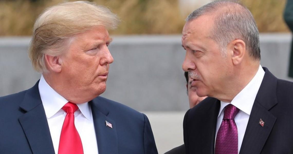 «Στον πάγο» οι σχέσεις ΗΠΑ-Τουρκίας – Το χρονικό της κρίσης