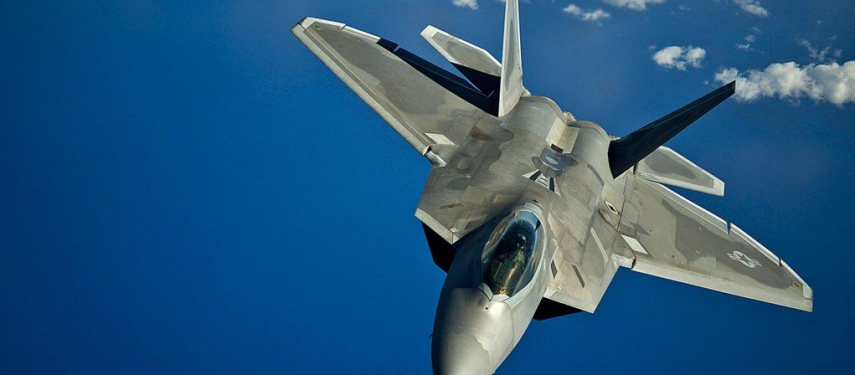 Μέχρι τη Δευτέρα τα αμερικανικά F-22 στη Λάρισα