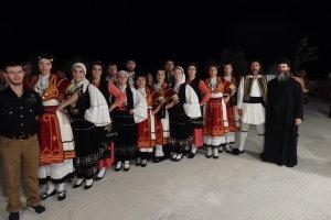 Στην Κρήτη το χορευτικό του Μητροπολιτικού Ναού Αγίου Αχιλλίου