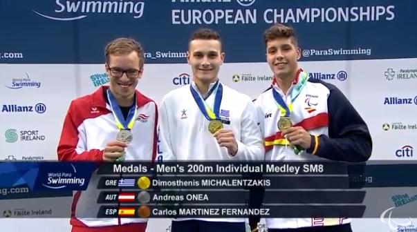 Τρία μετάλλια με το… καλημέρα στο Ευρωπαϊκό πρωτάθλημα κολύμβησης