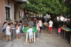Ενθουσίασαν μικρούς και μεγάλους στη Ραψάνη τα «Παιχνίδια του Κόσμου»