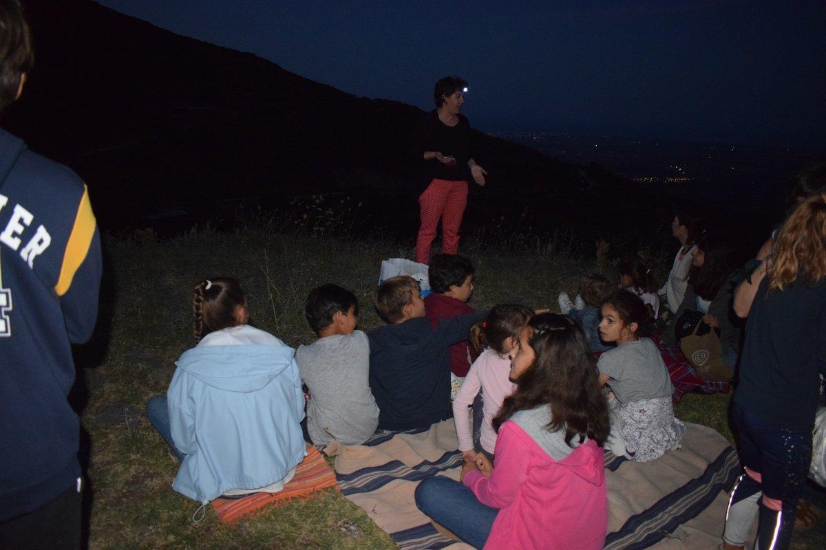 Αφήγηση και παιχνίδι υπό το φως του φεγγαριού στη Ραψάνη