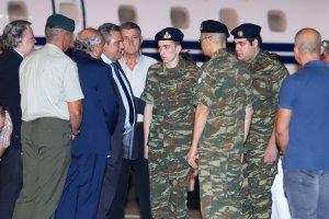 Πώς περιγράφουν κυβερνητικές πηγές τις ενέργειες που οδήγησαν στην απελευθέρωση των δύο Ελλήνων στρατιωτικών