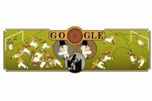 Στον άνθρωπο που άλλαξε το ποδόσφαιρο είναι αφιερωμένο το Doodle της Google