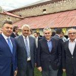 Η Παναγιά ένωσε… διακομματική παρέα στη Σαμαρίνα