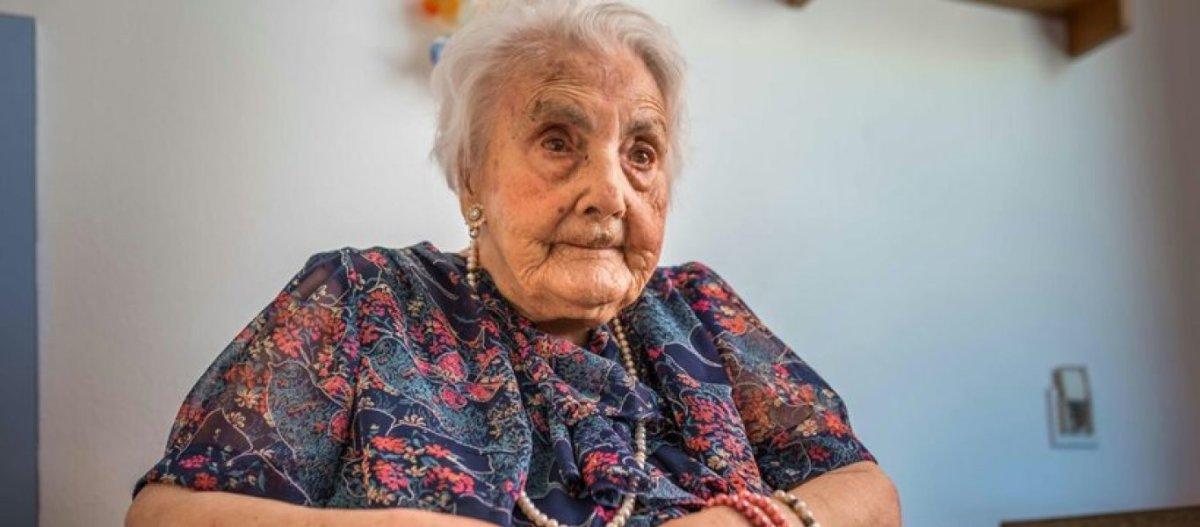 Η γηραιότερη γυναίκα στην Ευρώπη πέθανε στην ηλικία των 116 ετών!