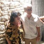 Συνάντηση Βαγενά με τον σκηνοθέτη Alexander Payne