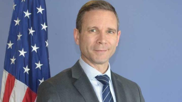 Ο Γκρέγκορι Φλέγκερ νέος πρόξενος των ΗΠΑ στη Θεσσαλονίκη