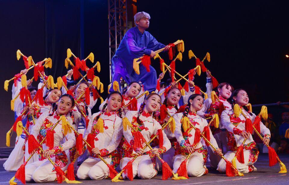6ο Φεστιβάλ Παράδοσης, Πολιτισμού & Τεχνών  «… στου Ολύμπου την αυλή»