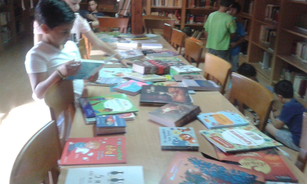 Δωρέα του ΚΙΚΠΕ στη Δημοτική Βιβλιοθήκη Ραψάνης
