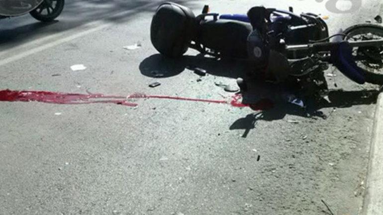 Κρήτη: Νέος σοβαρός τραυματισμός δικυκλιστή σε τροχαίο