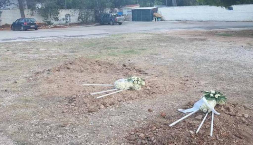 «Θάβουν νεκρούς στο πάρκινγκ νεκροταφείου, ανάμεσα σε αυτοκίνητα και σκουπίδια»