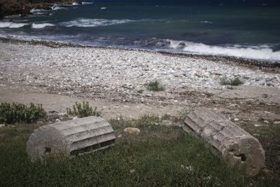Η παραλία της Θεοτόκου στο Ν. Πήλιο (φωτ.)