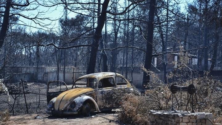 Ολοκληρώθηκε ο πρώτος κύκλος της εισαγγελικής έρευνας για τη φονική πυρκαγιά στο Μάτι