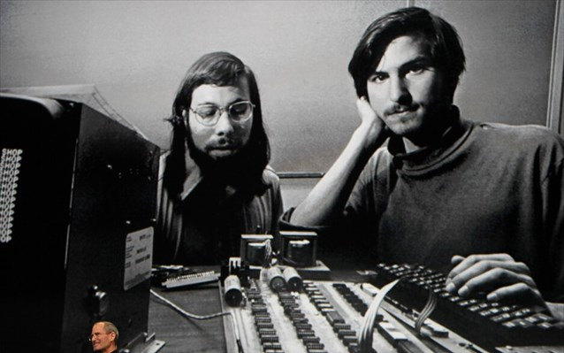 Στο σφυρί ιστορικός υπολογιστής της Apple