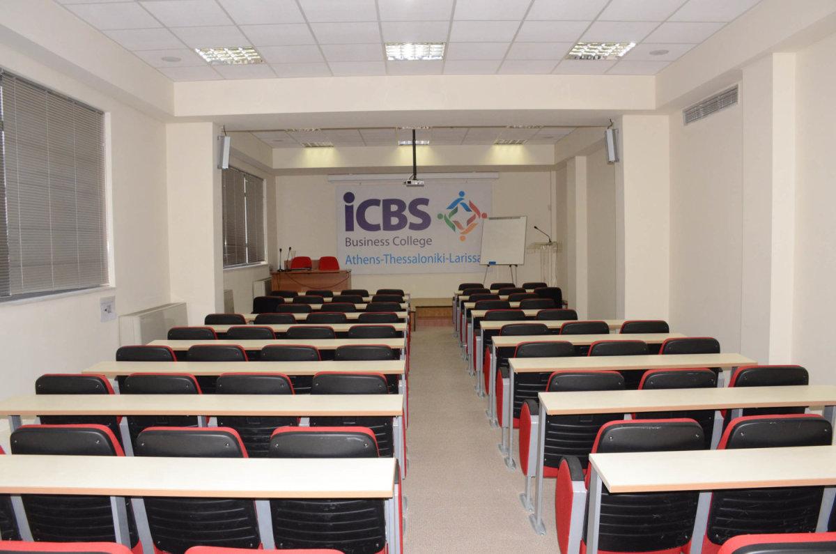 Αποκλειστικά επιχειρησιακές σπουδές στο ICBS Larissa Business College
