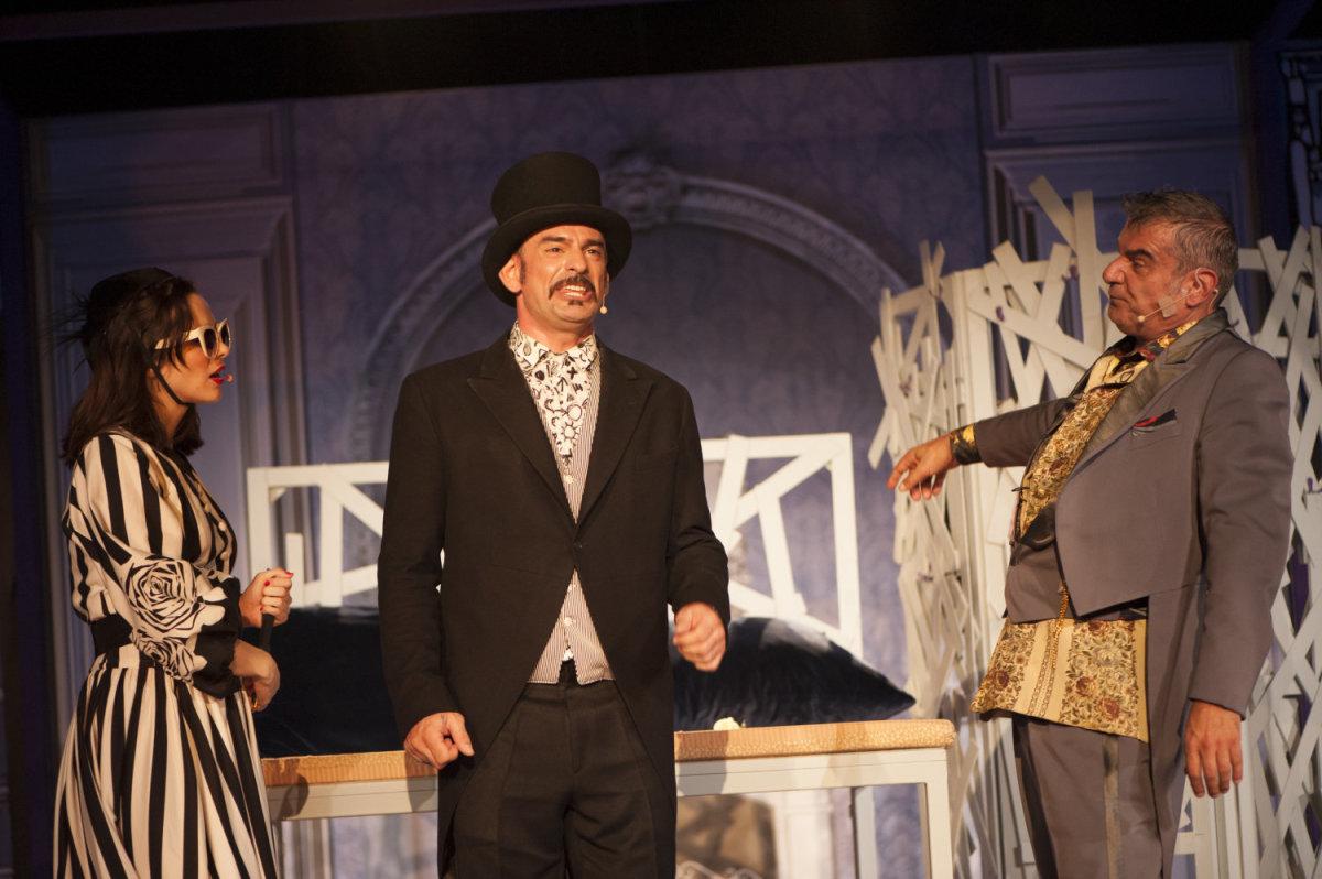 Στο Κηποθέατρο το Θεσσαλικό στις 4 Σεπτεμβρίου