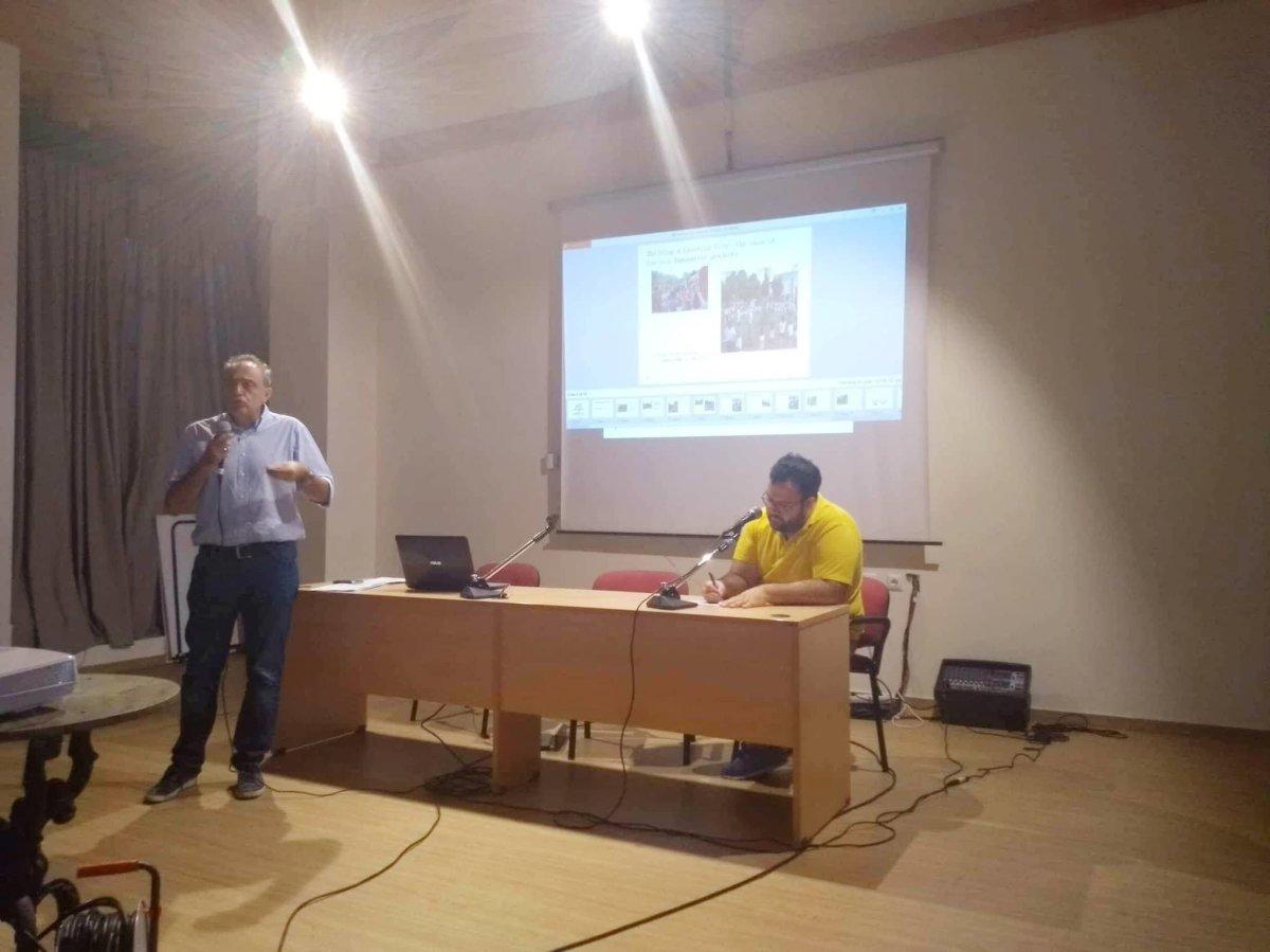 Εκδήλωση για την Ενεργή Συμμετοχή των Νέων στη Λάρισα